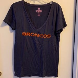 VS PINK Denver Broncos Women's shirt